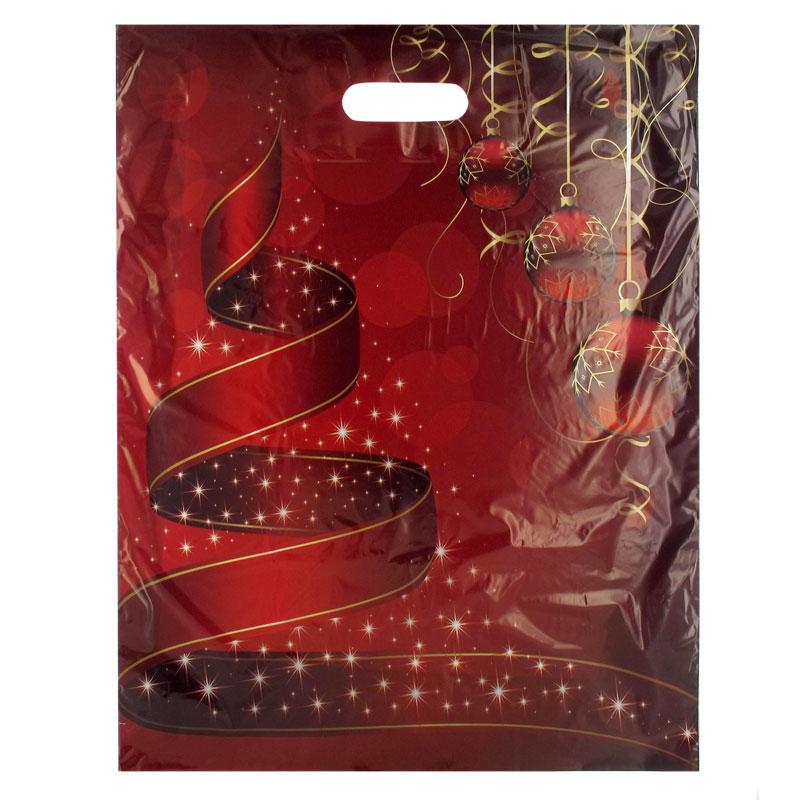Joulu - muovikassit