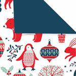 Joulupaperit, perinteiset osa 2
