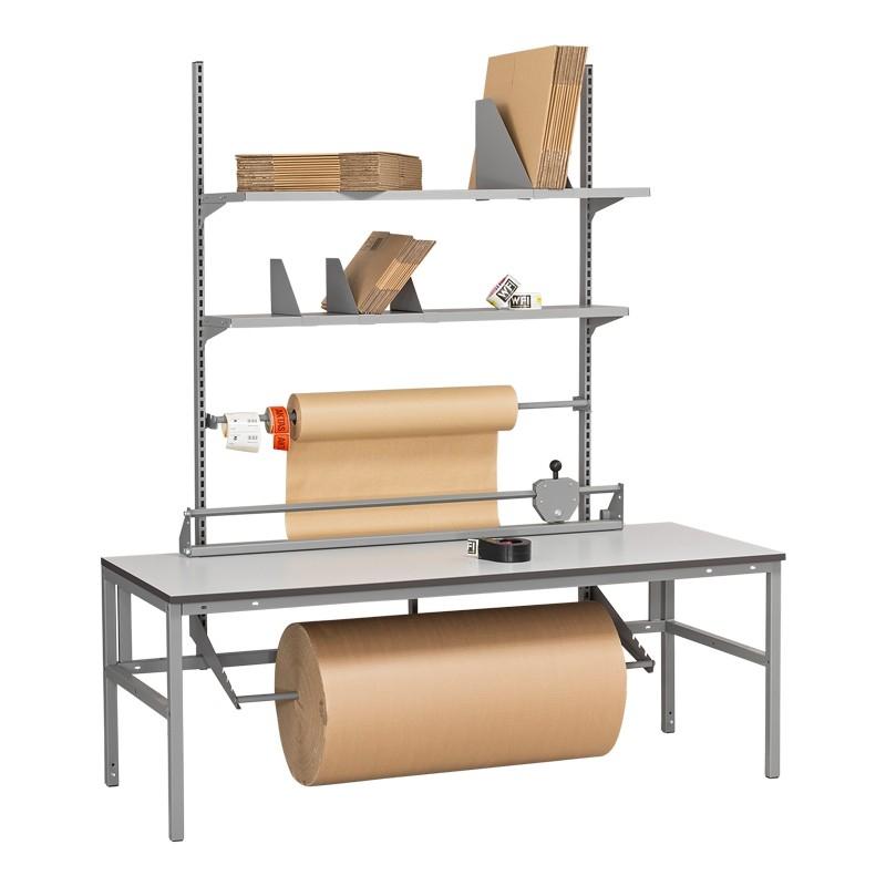 Pakkaus- ja työpöydät