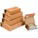 Pakkauslaatikot, kirjat ja kansiot