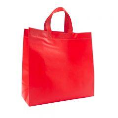 Kuitukangakassi Shopper, punainen