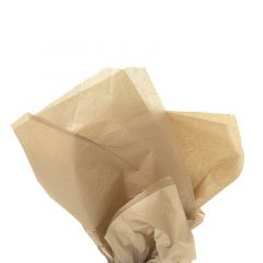 Silkkipaperi valkaisematon kierrätetty