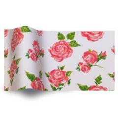 Silkkipaperi Botanical Cottage Rose